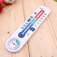 Wholesale Household items bimetal thermometer factory straight home hygrometer thermometer hygrometer reading