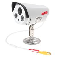 color cmos camera - New TVL High Resolution quot CMOS Color Outdoor p Security camera Surveillance Waterproof CCTV Camera with IR CUT CCT_647
