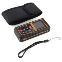 Wholesale 60M ft in Digital Handheld Laser Distance Measurer Meter Range Finder YKS