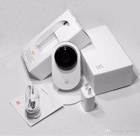 Wholesale Xiaomi Xiaoyi P IP Camera Xiaomi Smart Camera Xiaomi xiaoyi webcam Night Vision webcam for smart home life topmall