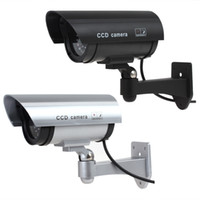 Wholesale Realistic Looking Waterproof Dummy Fake IR CCD Security Camera for Indoor and Outdoor CCT_700
