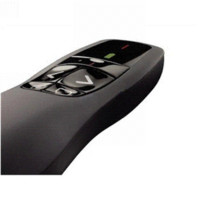 Wholesale R400 USB Wireless RF Remote Powerpoint control IR PPT Presenter Laser Pointer presentation presenter pen