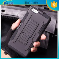 Wholesale 2015 Korea creative new multicolor IPHONE shell soft armor shell bracket shell mobile phone protective sleeve