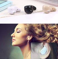 Cheap Mini Bluetooth Earphone Stereo Light Wireless Invisible Headphones S530 Super Headset Music answer call For Samsung Iphone LG US01