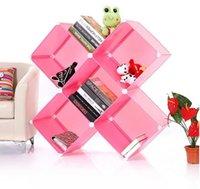 plastic lattice - lattice receive ark Children s ark DIY magic bookcase home furniture garden more color more choose