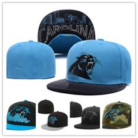 american panther - Carolina Fitted Hat Baseball Cap Thousands Style American Football Hat For Men Panther Rugby Hat Women Sport Hats Mix Order