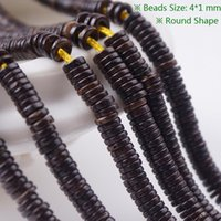 Wholesale DIY Cheap Loose Beads Coconut Shell Jewelry Beads Charm Spacer Beads Fashion Cheap Jewelry Multi Shape Accessories BYYLC0401 strand