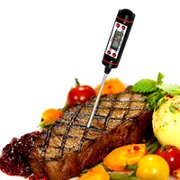 bbq gifts - Cooking Thermometer Instant Read Best Digital Thermometer for All Food BBQ and Candy Liquid Fantastic Father s Day Gift