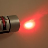 Wholesale car Red mw Powerful Pen Laser Pointer Light Beam nm Hot New Arrival