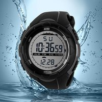 Wholesale Digital Watch LED Wrist Watch For Men Children Kids Student Fashion Sports Analog M Waterproof Watches Military Wristwatches
