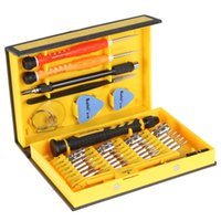 Wholesale in Precise Screwdriver Set Repair Tools For Mobile Phone PC Tablet Computer Watch XL0026