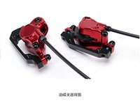 bicycle light system - Taiwan JUIN stand style DB1 oil press hydraulic disc brake groupset bicycle brake system
