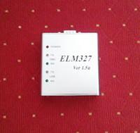 Wholesale ELM327 USB metal v1 rs232 com metal OBD2 ELM327 USB CAN BUS Scanner OBD2 code v1 a elm327 usb cable