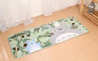 Wholesale 2014 New Arrival Totoro long floor mats piaochuang pad crawling mat yoga mat bed pad cm
