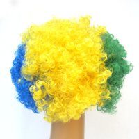 Cheap Football fans wig Best explosion head