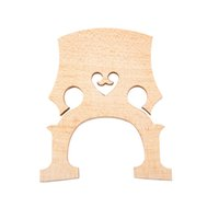bass replacement parts - High Quality pc Maple Bridge Regulated Double Bass Contrabass Bridge Replacement Part order lt no track