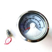 Wholesale for direct sense of style oil round table large universal car dashboard gauge wagons