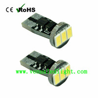 auto dash light bulbs - Car xenon White T10 SMD LED Dash Signal Light Lamp auto led clearance license plate light