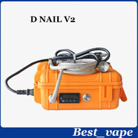 advance thermal - 2016 New Big Vaporizer Ecigarette Box Mod Dnail D Nail Advanced Thermal Engineering D nail V2 Highly Non corrosive Very Hot In USA Free DHL