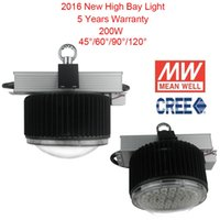 auto meaning - CREE Chip Mean Well Diver Can Dimming Model Warranty Years Bulkhead Lamp LM W Led High Bay Light