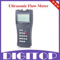 Wholesale Hot Sale TDS H HM HS Ultrasonic Flow Meter Flow meter Clamp on Sensor DN15 mm