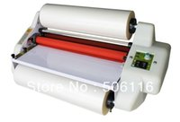 Wholesale Free ship quot Laminator Four Rollers Hot Roll Laminating Machine