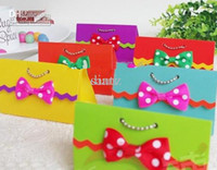 Wholesale Chocolate box Party Gifts Holders Wedding Candy handbag Favor Boxes colors Rainbow Candy Box