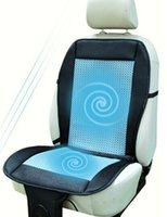 air conditioned seat covers - Summer cool cooling car seat cushion seat cover ventilation fan summer air conditioning general seat passat the family