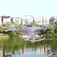 Wholesale Drone Camera Quadcopter JJRC H8C DFD F183 G CH Axis Remote Control RC Helicopter With MP Camera VS X5C JJRC H9D