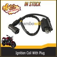 Cheap ignition coil with plug Best 150cc 200cc 250cc ATV