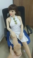Woman realistic sex dolls for adults - 2015 New Arrived Japanese Sex Doll cm Height kg Adult Full Silicon Reak Body Realistic For Men Sex prodcuts Dorp shipping