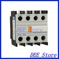 auxiliary relays - Contact Relay Auxiliary NC Contactor Circuit Breaker