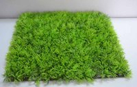 artificial boxwood foliage - New Arrival Artificial plastic boxwood mat foliage cm cm