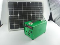 Wholesale 15W solar power system solar generator field mobile solar generators for small systems