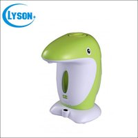 animal soap dispenser - Portable Automatic Soap Dispenser Sanitizer Lotion Dispenser ML Liquid Animal Shape Kids Soap Dispenser