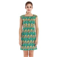 animal ladies clothing - The new high end women s clothing brand dress lady dress