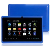 Wholesale Q88 inch android OS tablet PC with WIFI MB GB storage Dual Camera Dual Core