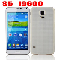 t-mobile cell phones - S5 GB ROM MTK6582 Quad Core Phone Smartphone Inch IPS Screen Android Cell G WCDMA Phone T mobile OTG GPS Bluetooth Dual Camera