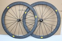 Wholesale Super light mm width U shape carbon wheels mm carbon clincher wheelset c full carbon wheels with novatec A291SB F482SB hubs
