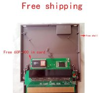 Wholesale F C To N E S adapter to pin free IN card free game shell