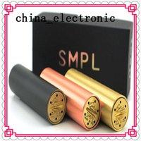Cheap SMPL mod mechanical mod stingray mod panzer mod ecig mod 26650 ecig mod hades mod