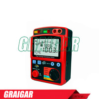 Wholesale Insulation Tester GM3125 DC AC Testing V Resolution V