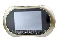 Wholesale Movement Detecting Video Peephole Door Eye Camera Digital Door Viewers With Motion Sensor IR Infrared Doorbell