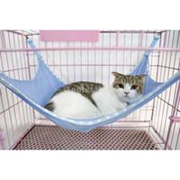 Nouveaux arrivages 2015 Pet Cat Kitty Hamac Hammer Lit Animal suspendu Cage consolateur Ferret Livraison gratuite
