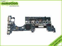 apple laptop update - A For Apple Macbook Pro A1260 Laptop motherboard MB133LLA GHz T8300 CPU onboard graphics update ddr2