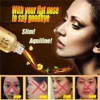 Wholesale 30g Rhinoplasty Nose Oil Bone Remodeling Strong Slim Aquiline for Men Women Pure Natural Beauty Health Skin Care Essential Oils