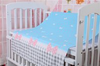baby bedsheets - Three Size for Children Beds Baby Crib Sheets Colors Soft Cotton Bedsheets Cot Sheets Lenzuola Per Bambino