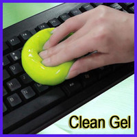 Wholesale 2015 Newest Hot Sale Super Clean Magic Cleaning Laptop Keyboard Cyber Dust Cleaner Gel Compound High Quality
