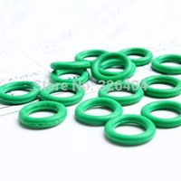 auto air conditioning repair - New Green HNBR Air Conditioning O Ring Set Auto Car Vehicle Repair Sizes