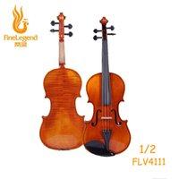 Wholesale pattern violin solid wood violin FineLegend FLV4111
